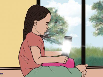 Çocuğunuzun Ekran Bağımlısı Olduğunu Anlamanın 8 Yolu!