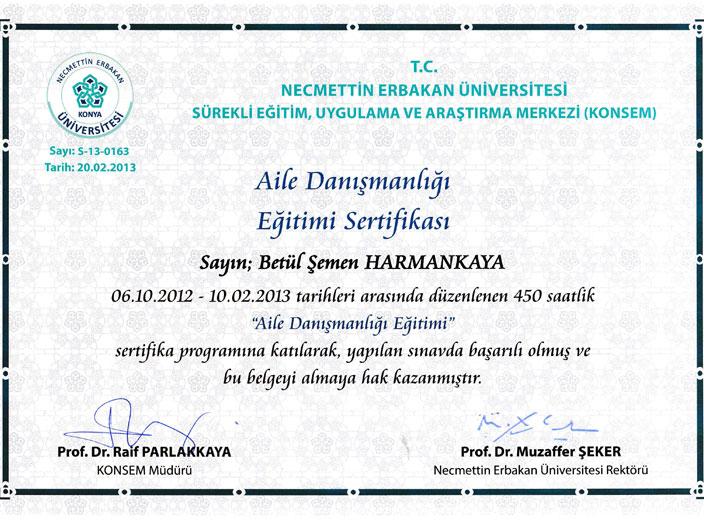 Necmettin-Erbakan-Üniversitesi-Aile-Danışmanlığı-Eğitim-Sertifikası