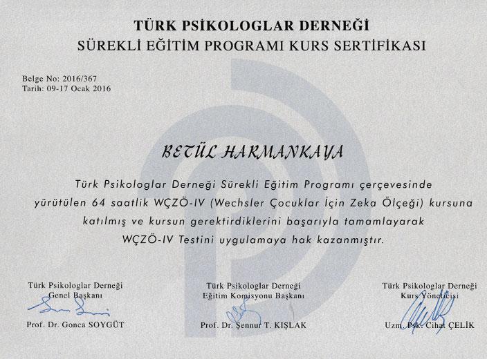 Türk-Psikologlar-Derneği-WÇZÖ-4-Uygulayıcı-Sertifikası