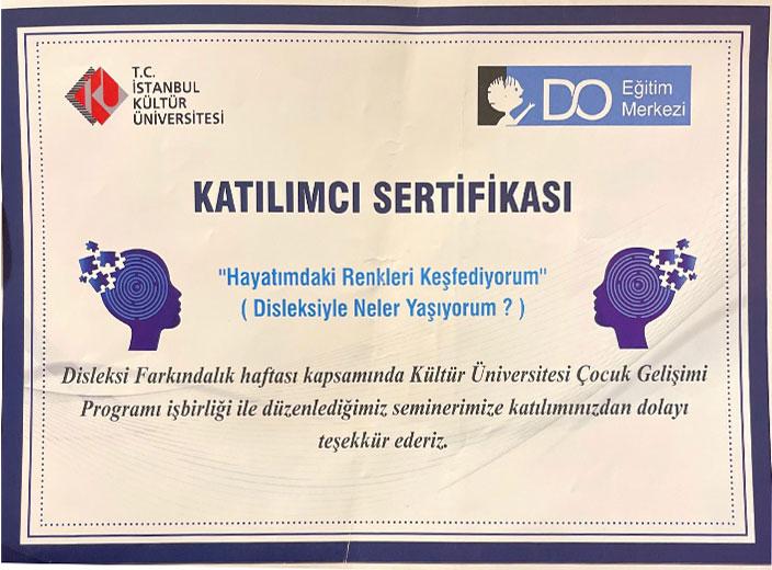 kevser-timuroğlu-disleksiyle-neler-yaşıyorum-sertifikası