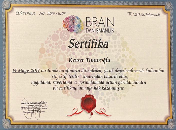 kevser-timuroğlu-objektif-test-uygulama-sertifikası