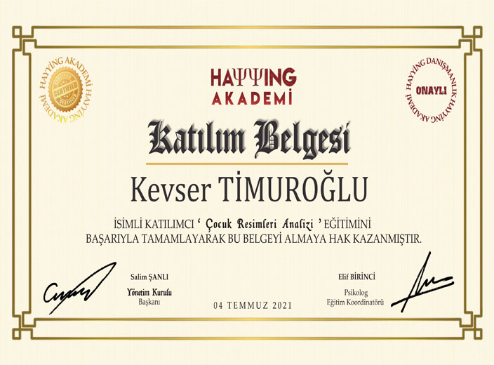 kevser-timuroğlu-resim-analizi-sertifikası