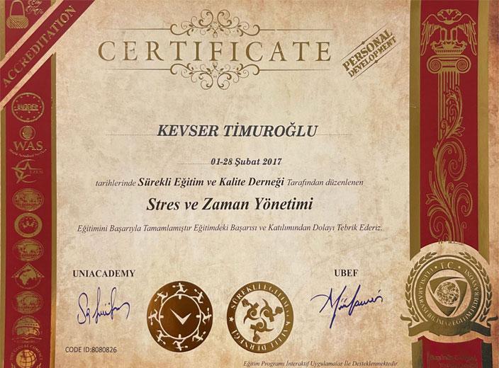 kevser-timuroğlu-stres-ve-zaman-yönetimi-sertifikası